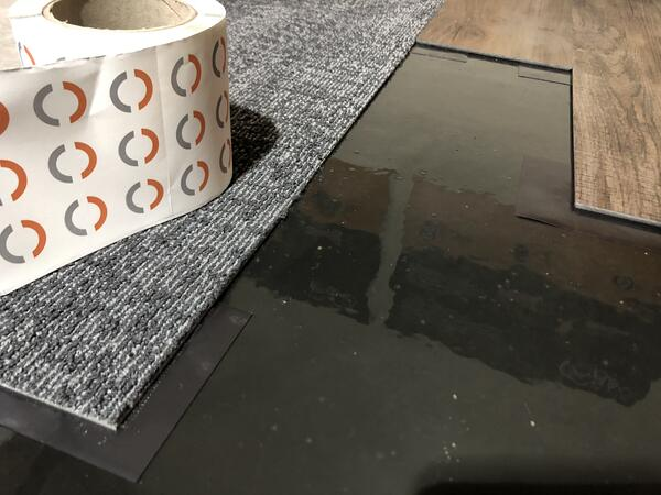 Iobac, magnetic, flooring, partnership